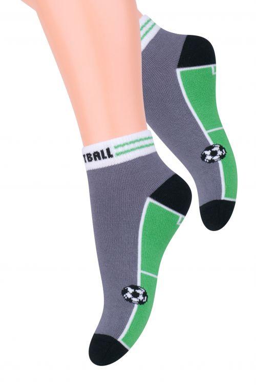 Носки детские. 004 (RB82)004 (RB82)/004 (RA82)Хлопковые молодёжные носки для повседневной носки. Узоры в спортивном стиле. Выпускаются в нескольких цветовых сочетаниях. Хлопок:73%; полиамид: 24%; эластан: 2%; elastodien:1%