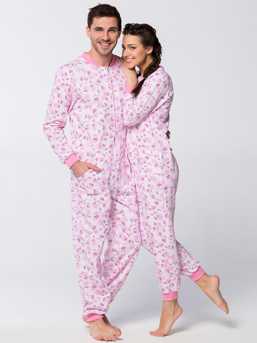 Пижама-комбинезон. 1060639010606390