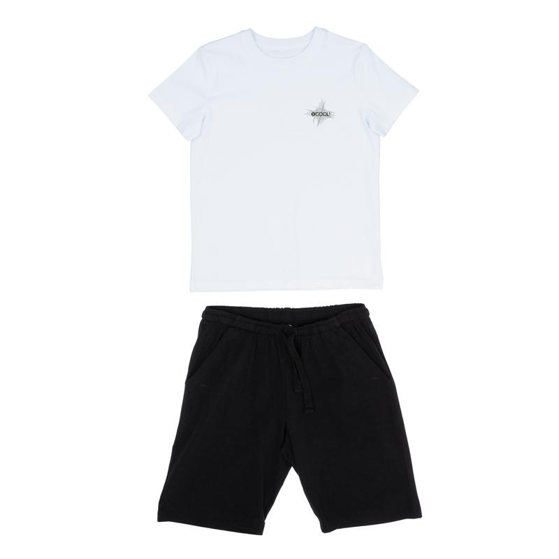 Комплект для мальчика: футболка, шорты. 363051