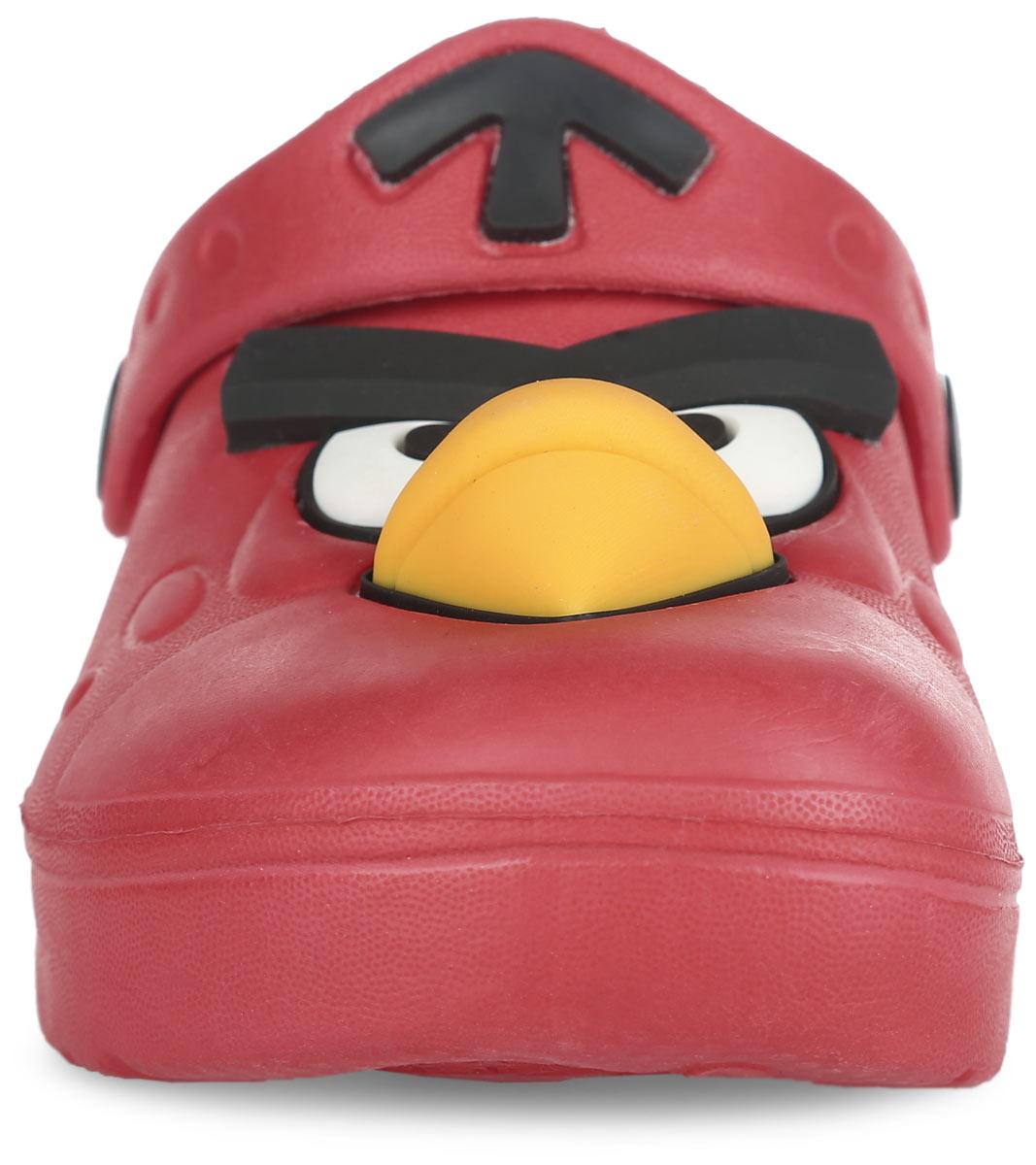 Сабо для девочки Angry Birds. AB450230