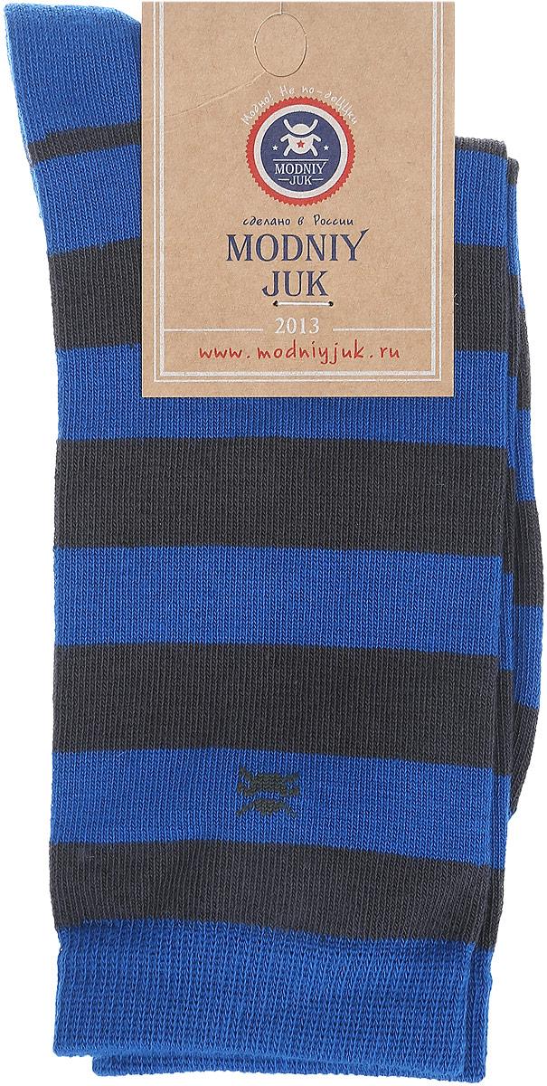 MJ-2Носки для мальчика Modniy Juk Bands & Logo, изготовленные из высококачественного материала, идеально подойдут маленькому непоседе. Мягкая и широкая резинка плотно облегает ножку, не сдавливая ее, благодаря чему ребенку будет комфортно и удобно. Усиленные пятка и мысок обеспечивают надежность и долговечность. Носочки оформлены принтом в полоску и небольшим изображением жучка.