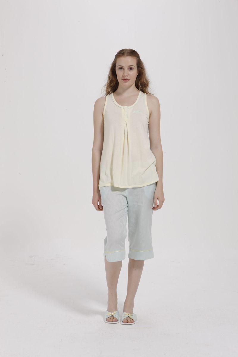 Пижама с капри жен. 1425114251