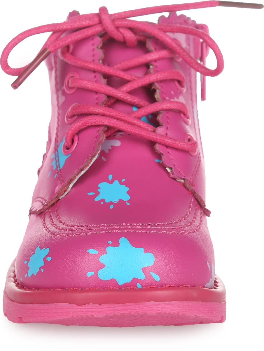 Ботинки для девочки. 10045
