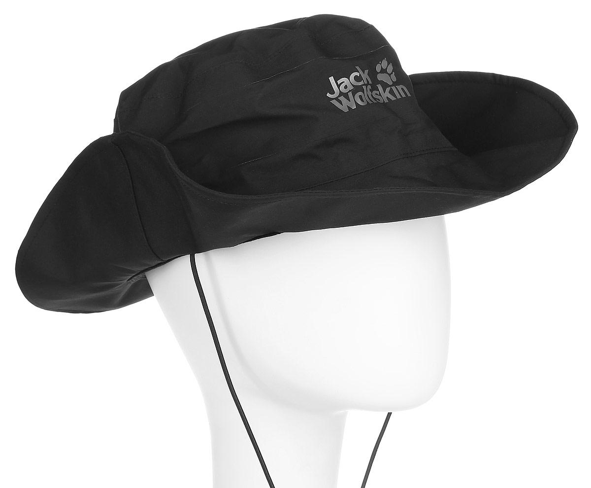 1902761-6000Панама Jack Wolfskin Texapore Tech Hat выполнена из водостойкого и ветронепроницаемого дышащего материала. Благодаря сетчатой подкладке панама приятно прилегает к голове. Модель дополнена боковыми липучками для крепления полей и подбородной эластичной резинкой с фиксатором. Панама оформлена логотипом бренда.