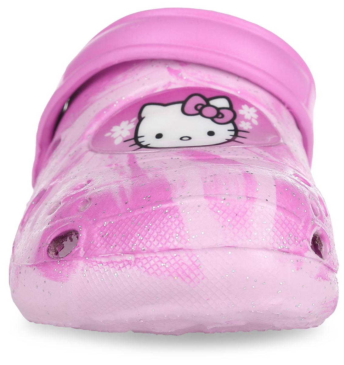 Сабо для девочки Hello Kitty. HK002220