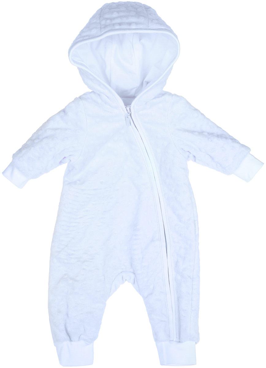 KB99-10Очаровательный детский комбинезон БЕМБІ - очень удобный и практичный вид одежды для малышей. Изготовленный из 100% полиэстера, он необычайно мягкий и приятный на ощупь, не раздражает нежную кожу ребенка и хорошо вентилируется, а эластичные швы приятны телу ребенка и не препятствуют его движениям. Подкладка выполнена из натурального хлопка. Комбинезон с длинными рукавами и капюшоном спереди застегивается на асимметричную застежку-молнию, что помогает легко переодеть малыша или сменить подгузник. Края рукавов и низ штанишек дополнены эластичными манжетами. С этим детским комбинезоном спинка и ножки вашего ребенка всегда будут в тепле. Комбинезон полностью соответствует особенностям жизни малыша, не стесняя и не ограничивая его в движениях!