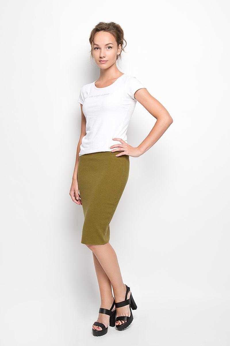 ЮбкаCK2314 OLIVEСтильная трикотажная юбка Glamorous, изготовленная из высококачественных материалов, очень мягкая на ощупь, не сковывает движения, обеспечивая наибольший комфорт. Модная юбка-карандаш выгодно подчеркнет все достоинства вашей фигуры. Эта великолепная юбка станет отличным дополнением к вашему гардеробу!