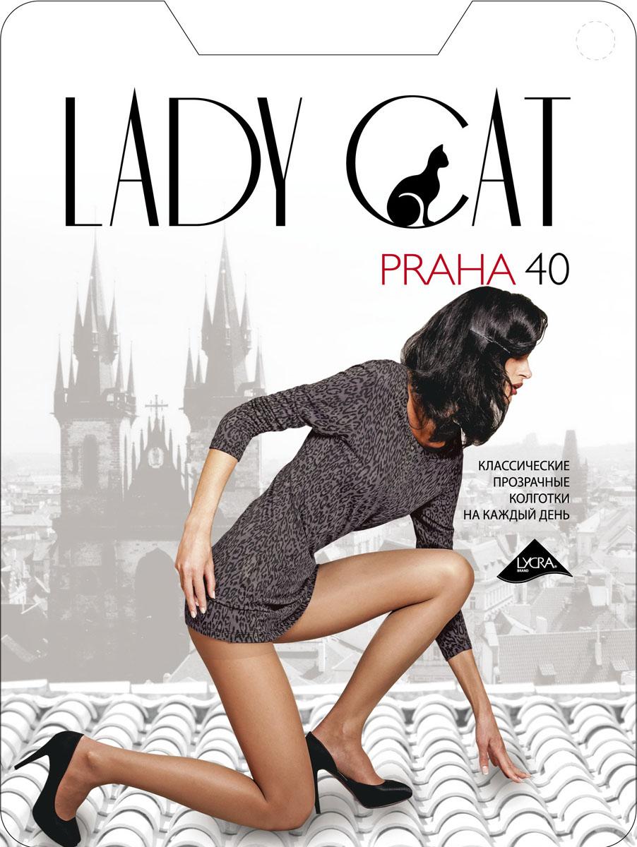 Колготки жен. Praha 40Praha 40Классические прозрачные колготки c шортиками и уплотненным мыском на каждый день.