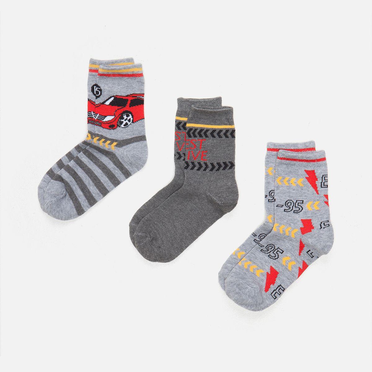 Носки для мальчиков Matt, 3 шт. 1930099019300990_4400