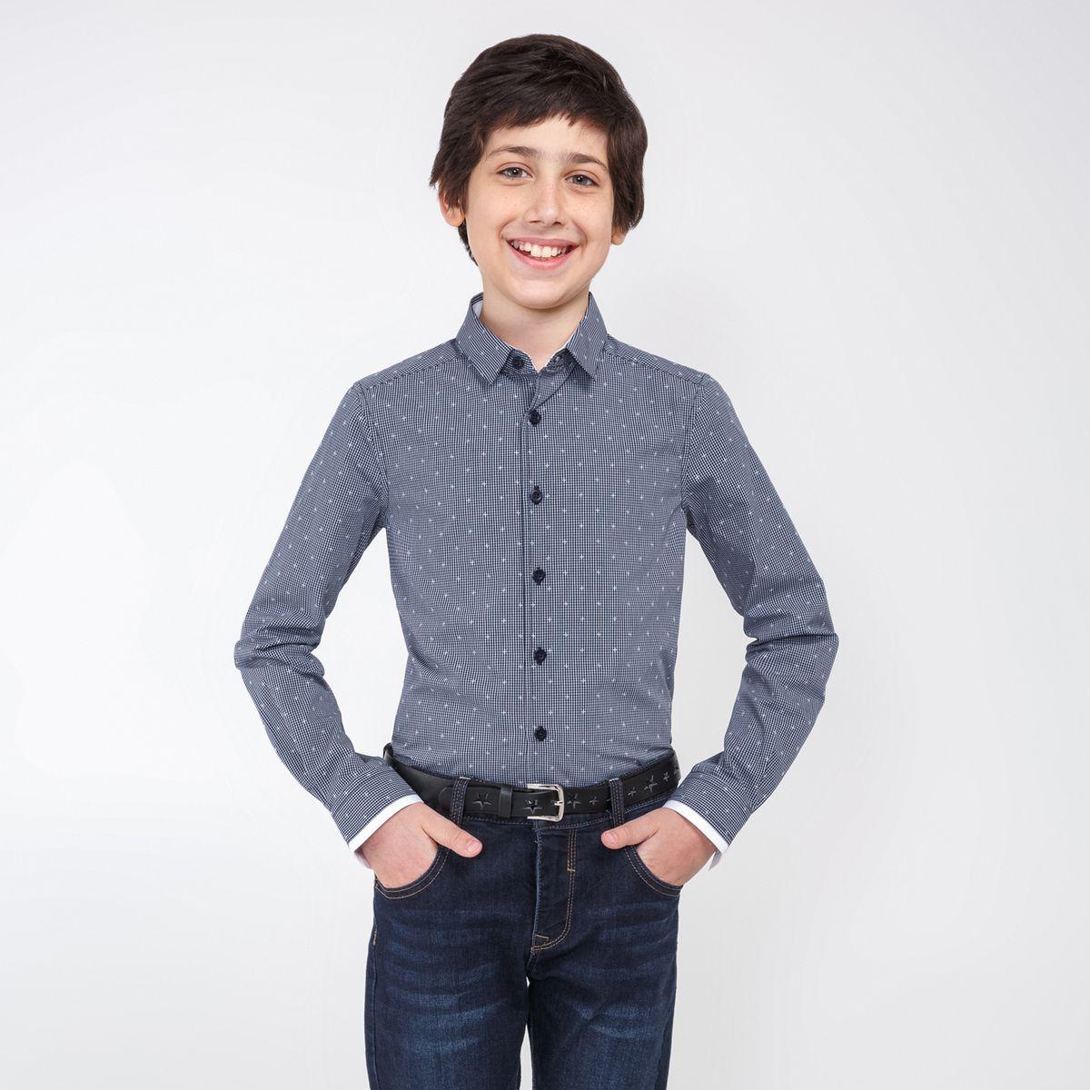 Рубашка для мальчиков Lyell. 2011028001720110280017_600