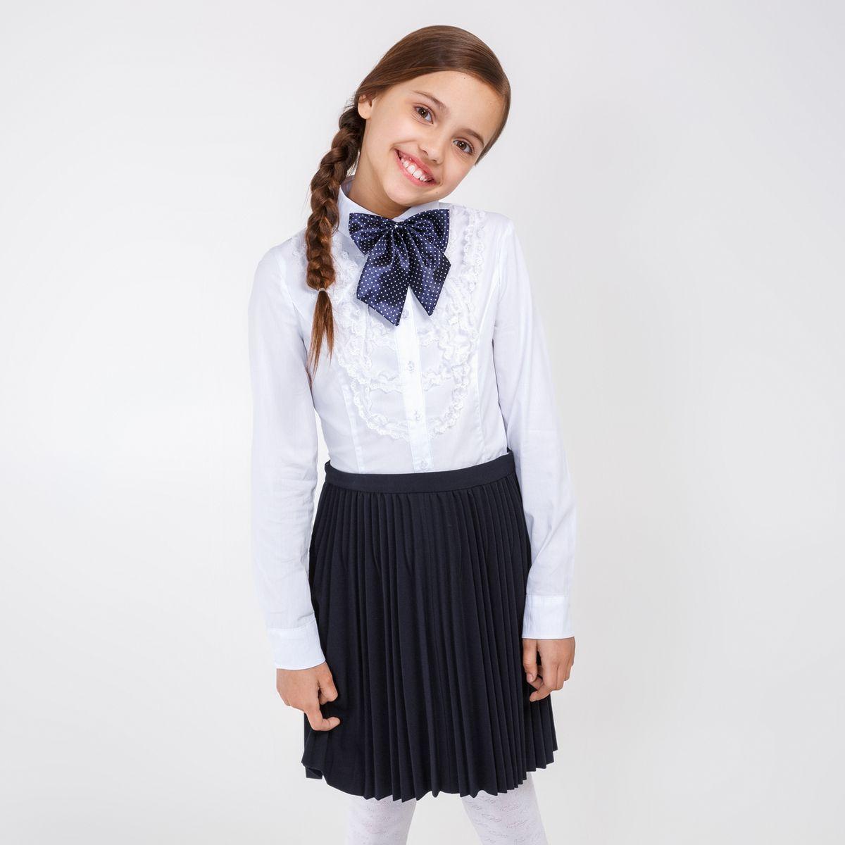 Блузка для девочки Tesla. 2021026001120210260011_200