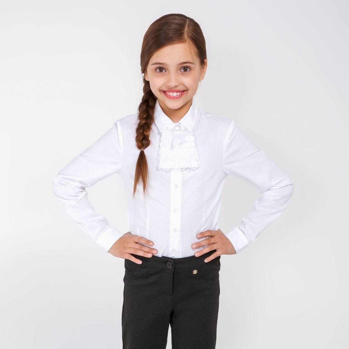 Блузка для девочки Ioffe. 2021026001220210260012_200