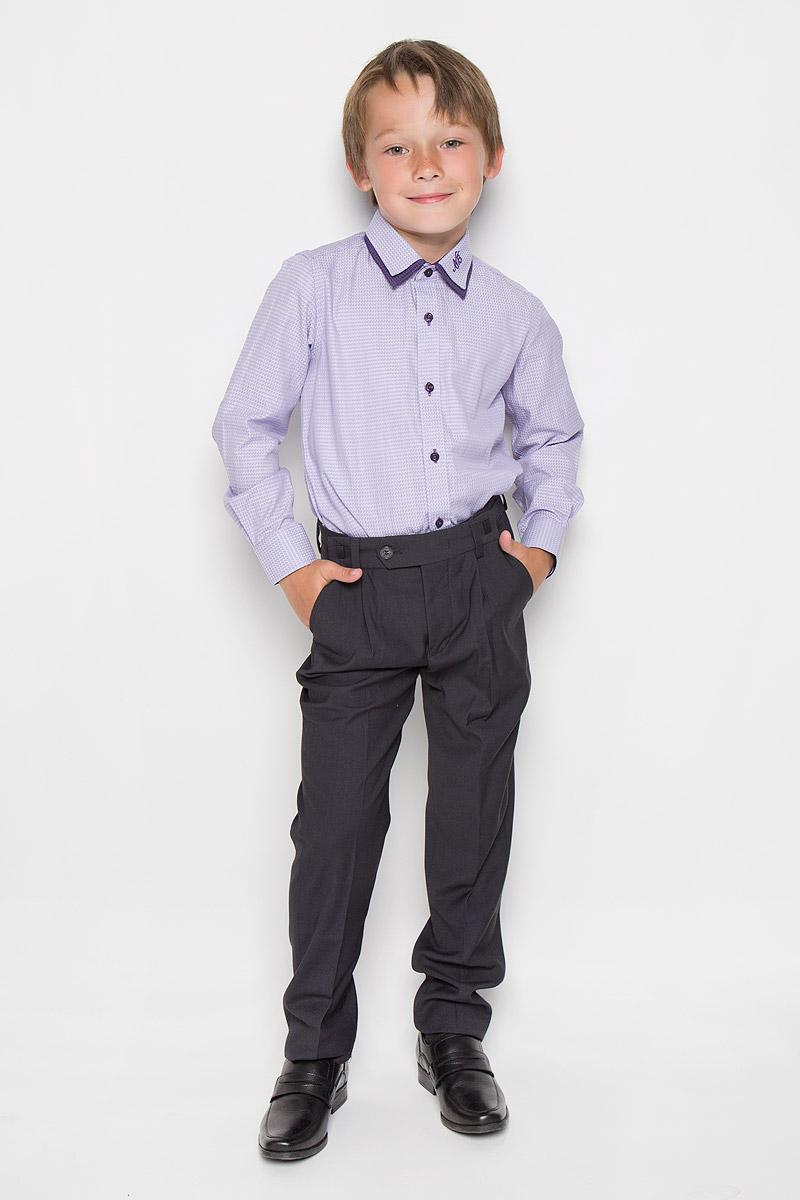 Nota Bene Рубашка для мальчика. NR6204-53