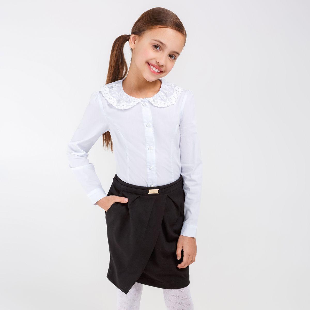 Блузки Для Девочек Интернет Магазин