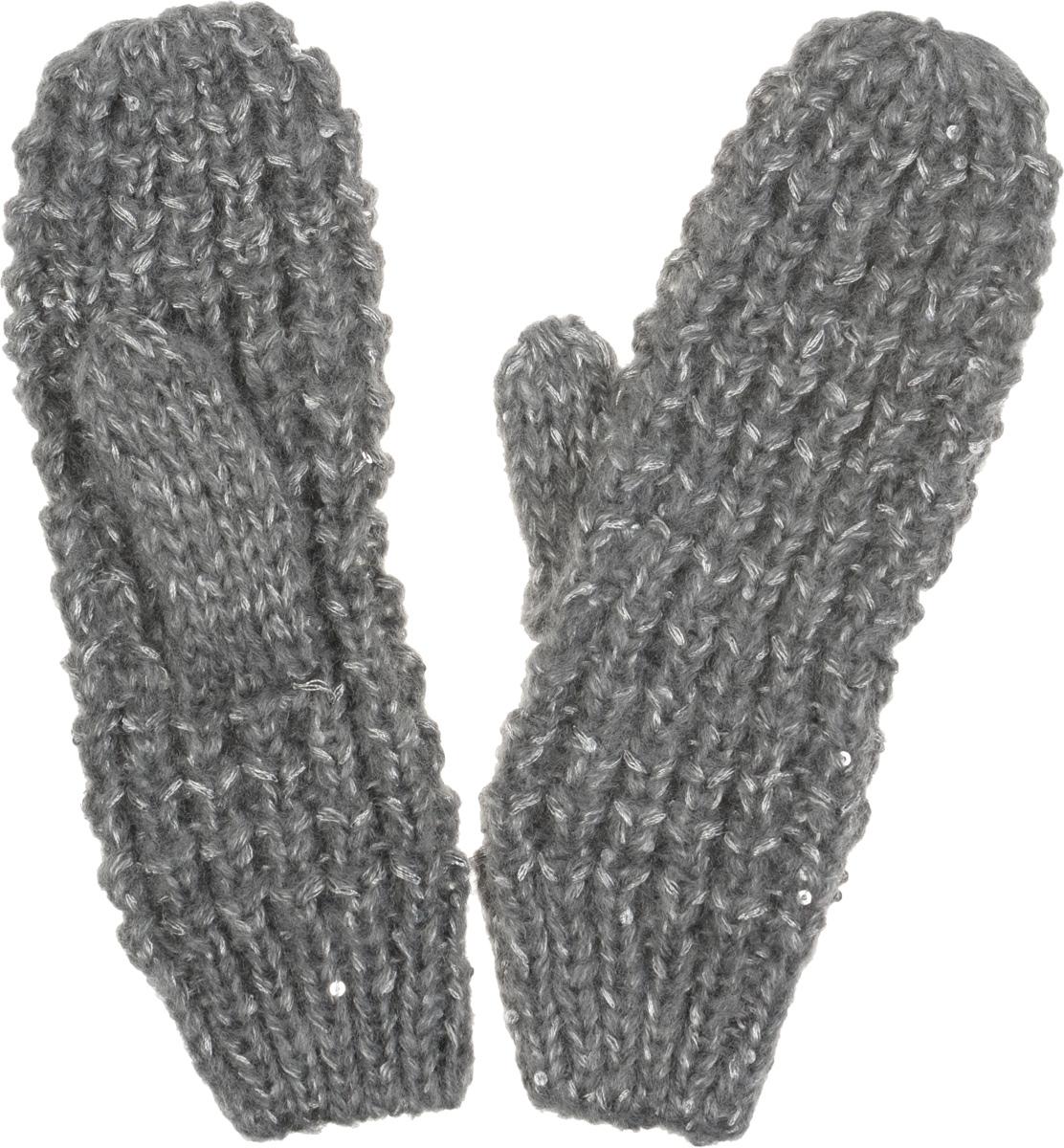 Варежки женские. Z-RE-1806Z-RE-1806 BLACKВарежки торговой марки Moodo станут идеальным вариантом для прохладной погоды. Они хорошо сохраняют тепло, мягкие, идеально сидят на руке и хорошо тянутся. Варежки выполнены из акриловой пряжи, невероятно мягкой и приятной на ощупь. Варежки связаны фактурным узором, а вкрапления паеток придают яркого настроения. Интересный дизайн в сочетании сделает ваш образ стильным и привлекательным. Варежки станут идеальным аксессуаром, дополняющим ваш стиль, и надежно защитят ваши руки от холода.
