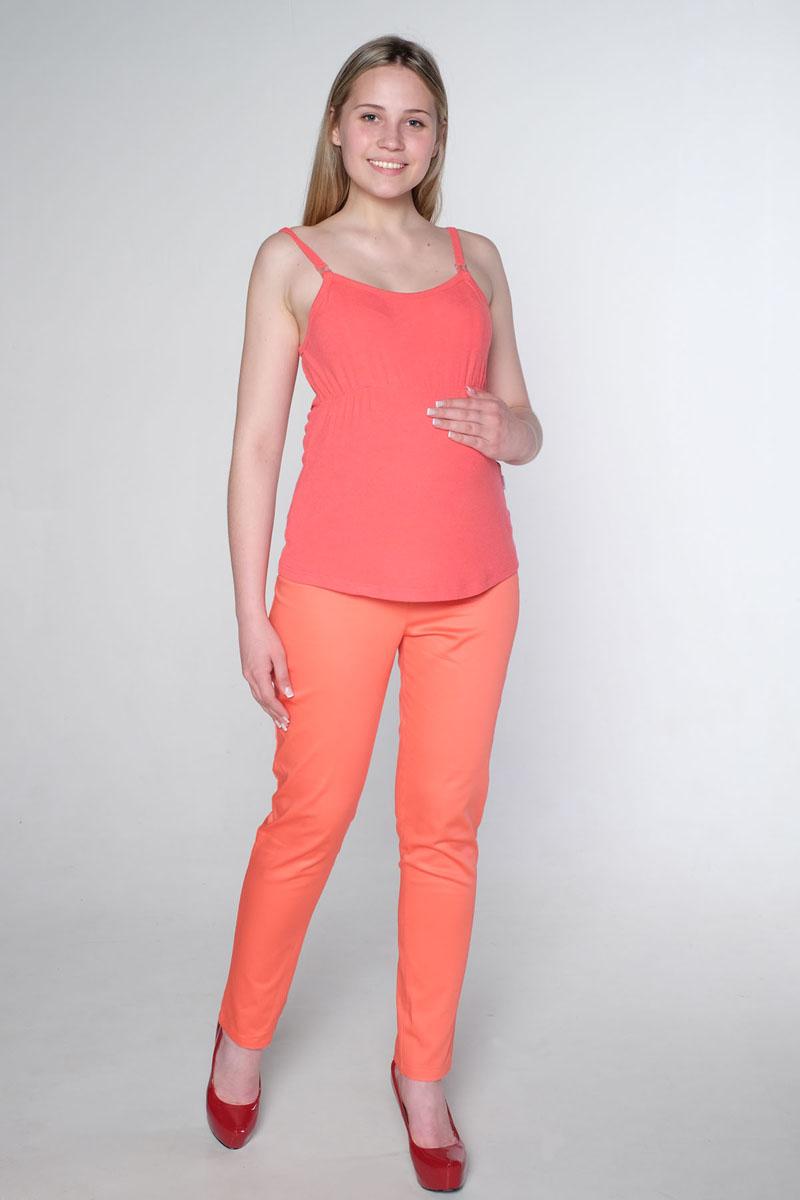 27112Элегантные брюки прямого покроя для беременных. Модель выполнена из качественного хлопкового материала. Эластичный пояс позволяет носить данную модель на любом сроке беременности. Сзади два настрочных кармана. Брюки займут достойное место в гардеробе беременной женщины.