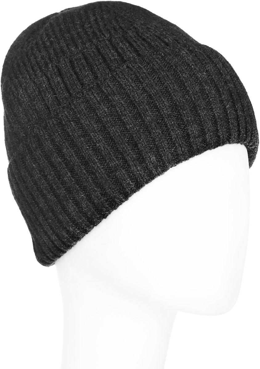 A16-21150_101Стильная мужская шапка Finn Flare отлично дополнит ваш образ в холодную погоду. Сочетание шерсти и акрила максимально сохраняет тепло и обеспечивает удобную посадку. Шапка связана резинкой понизу дополнена широким отворотом и оформлена металлической эмблемой с логотипом производителя. Такая модель комфортна и приятна на ощупь, она великолепно подчеркнет ваш вкус.