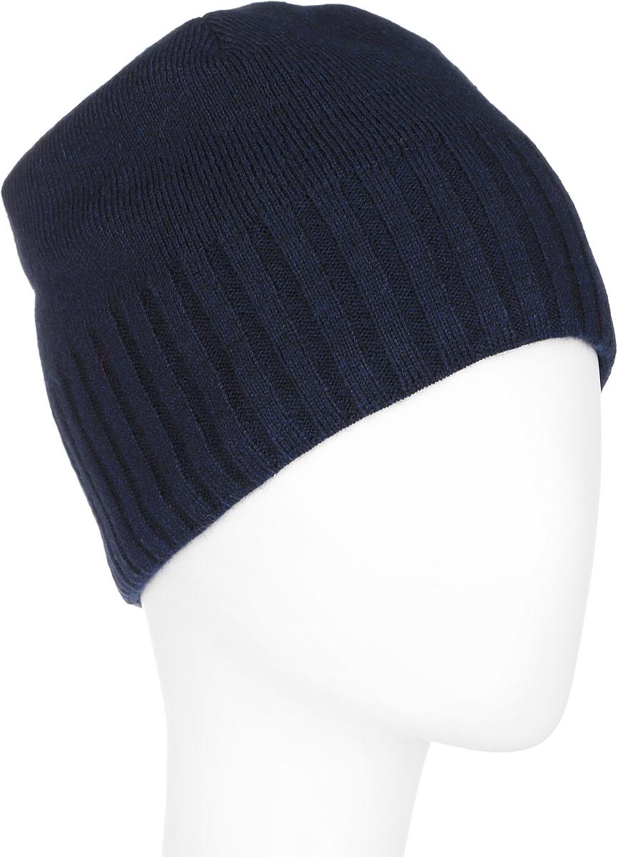 Шапка мужская. A16-21151A16-21151_200Стильная мужская шапка Finn Flare отлично дополнит ваш образ в холодную погоду. Сочетание шерсти и акрила максимально сохраняет тепло и обеспечивает удобную посадку. Модель дополнена теплой подкладкой из флиса. Шапка оформлена металлической эмблемой с логотипом производителя. Понизу предусмотрена широкая вязаная резинка. Такая модель комфортна и приятна на ощупь, она великолепно подчеркнет ваш вкус.