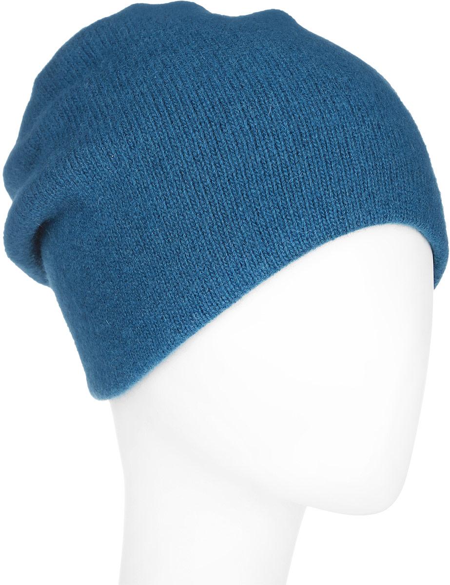 ШапкаA16-11161_140Стильная женская шапка Finn Flare дополнит ваш наряд и не позволит вам замерзнуть в холодное время года. Шапка выполнена из высококачественной пряжи, что позволяет ей великолепно сохранять тепло и обеспечивает высокую эластичность и удобство посадки. Изделие дополнено тёплой подкладкой. Модель оформлена металлической нашивкой с названием бренда. Такая шапка станет модным и стильным дополнением вашего гардероба. Она согреет вас и позволит подчеркнуть свою индивидуальность!