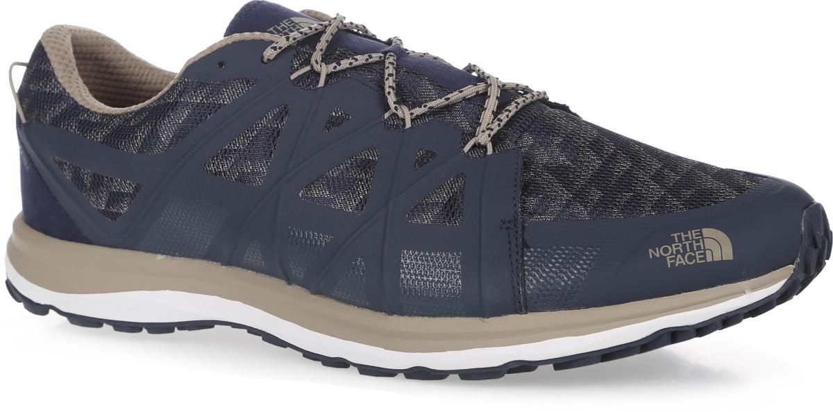 Кроссовки мужские Made-To-Move. T0CXV9GPHT0CXV9GPHСтильные мужские кроссовки Made-To-Move от The North Face являются прекрасным вариантом для активной повседневной жизни и путешествий. Верх модели выполнен из текстиля и дополнен бесшовными накладками из ПВХ. Сбоку, на заднике и на язычке модель оформлена названием бренда. Удобная шнуровка гарантирует надежную фиксацию изделия на стопе. Стелька Ortholite из материала ЭВА с текстильной поверхностью обеспечивает максимальный комфорт и амортизацию при движении. Промежуточная подошва Cradle Guide из материала ЭВА гарантирует дополнительную поддержку и защиту стопы. Резиновая подошва Vibram с рифлением обеспечивает надежное сцепление с любой поверхностью. В таких кроссовках вашим ногам будет комфортно и уютно.