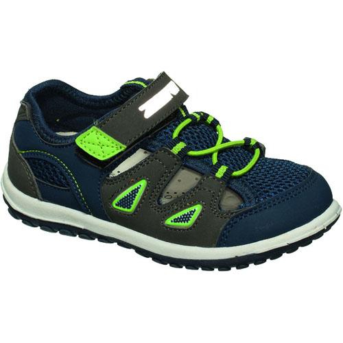 Полуботинки дошкольные кроссовые для мальчиков. 10611-510611-5