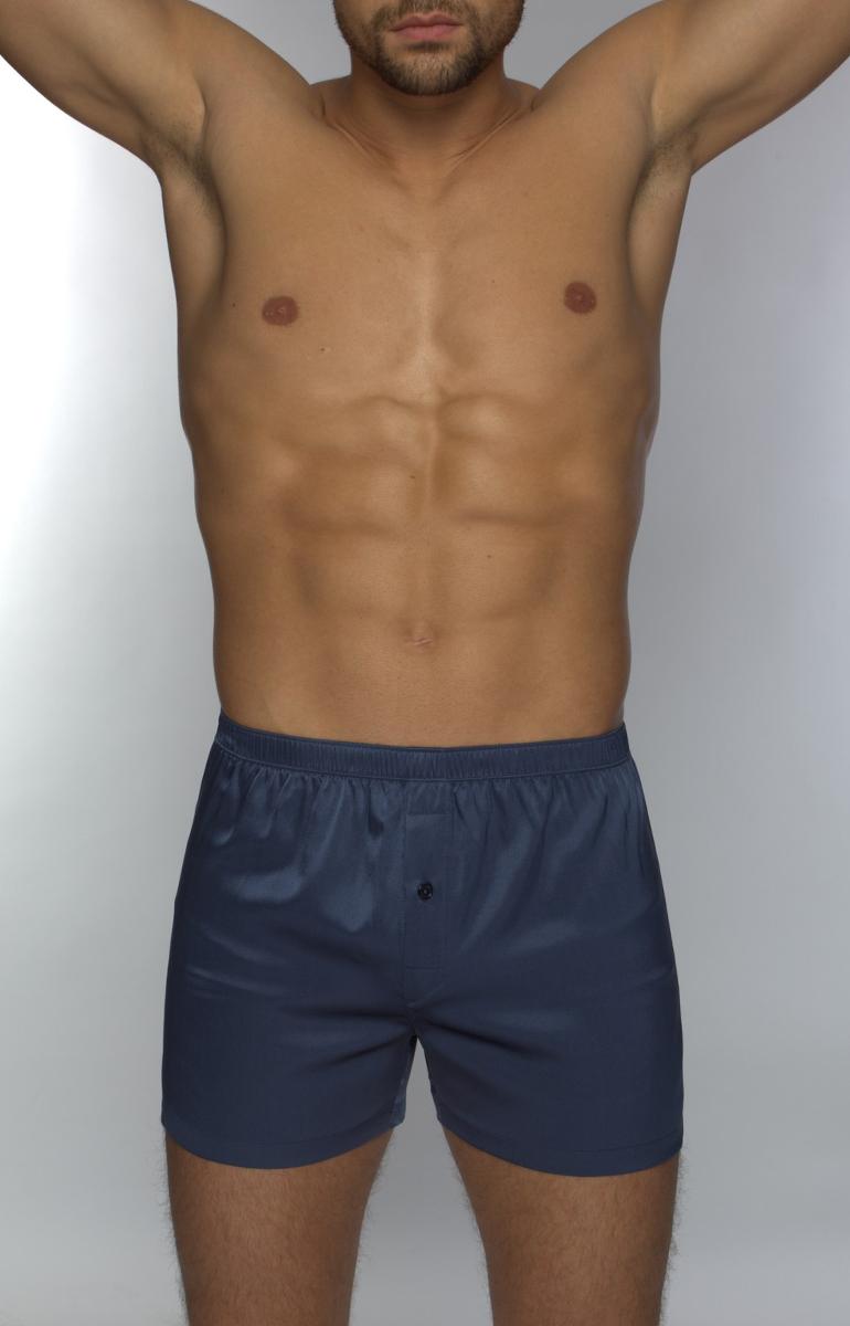Трусы-боксеры мужские. TMBS5006TMBS5006Однотонные классические боксеры из натурального шелка .