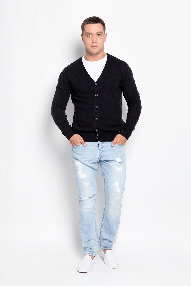 Finn Flare Кардиган мужской. A16-21100