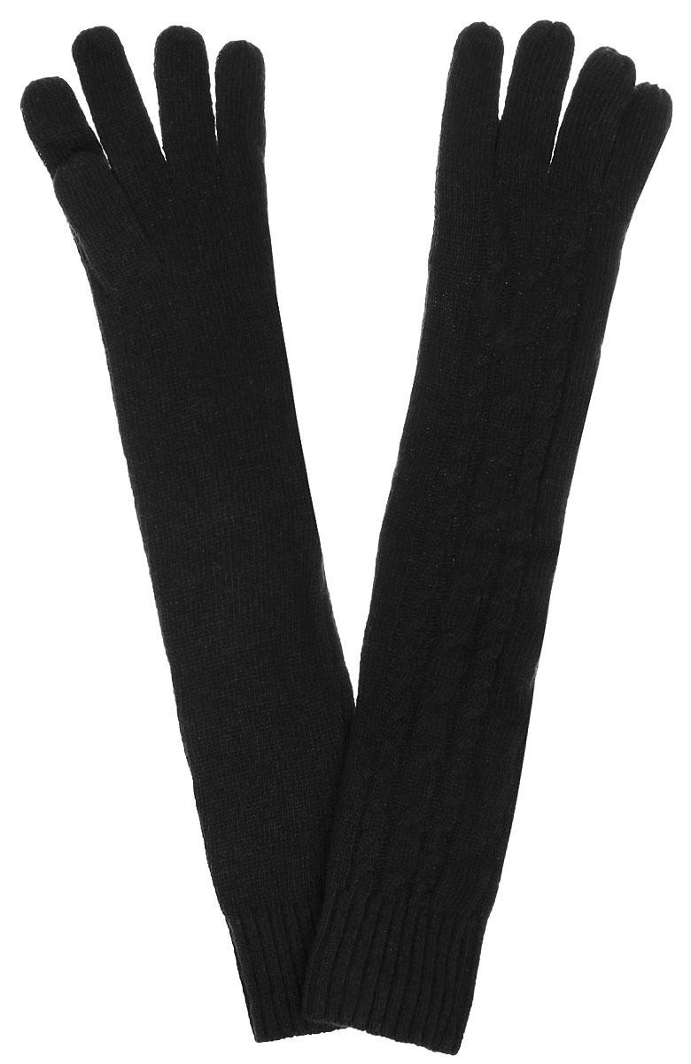 Перчатки женские. A16-11303A16-11303_200Женские вязаные перчатки Finn Flare, изготовленные из высококачественного материала, станут идеальным вариантом для прохладной погоды. Удлиненная модель отлично сохраняет тепло, идеально сидит на руке и хорошо тянется. Перчатки оформлены оригинальным узором. Дизайн и расцветка сделают эти перчатки стильным и практичным предметом вашего гардероба. В них вы будете чувствовать себя уютно и комфортно!
