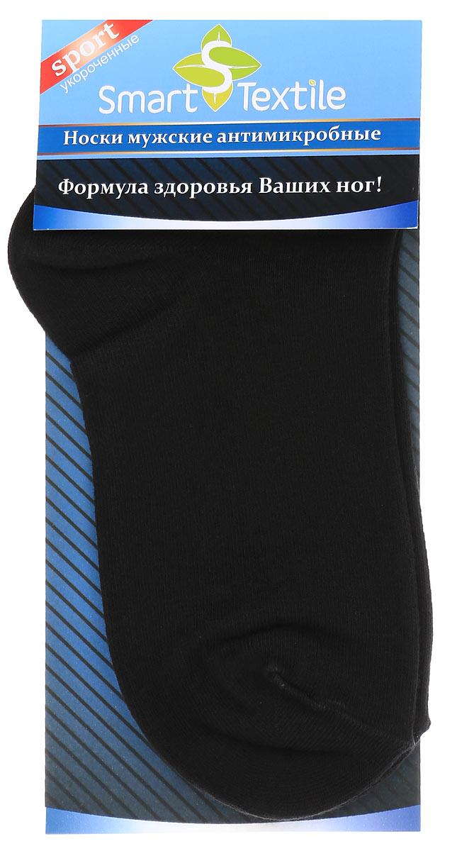 Н417Удобные, укороченные женские носки Smart Textile Гигиена-грибок, изготовленные из высококачественного комбинированного материала, идеально подойдут вам. Носки выполнены из эластичного хлопка с добавлением полиамида, что позволяет им легко тянуться, делая их комфортными в носке. Эластичная резинка плотно облегает ногу, не сдавливая ее, обеспечивая комфорт и удобство. Усиленная пятка и мысок обеспечивают надежность и долговечность. Противогрибковые носки Гигиена-грибок обладают специальными свойствами, благодаря дополнительной обработке швейцарским препаратом Sanitized Ag. Препарат Sanitized Ag разработан в Швейцарии, не вызывает раздражения кожи. Данный противогрибковый препарат, которым пропитаны текстильные волокна, выделяется из ткани, пока вы носите носки, благодаря чему обеспечивается надежная защита от болезнетворных микроорганизмов в течение длительного времени. Такие носки надежно защитят ваши ногти, пальцы и ступни ног от грибковых и гнойничковых заболеваний. Носки...