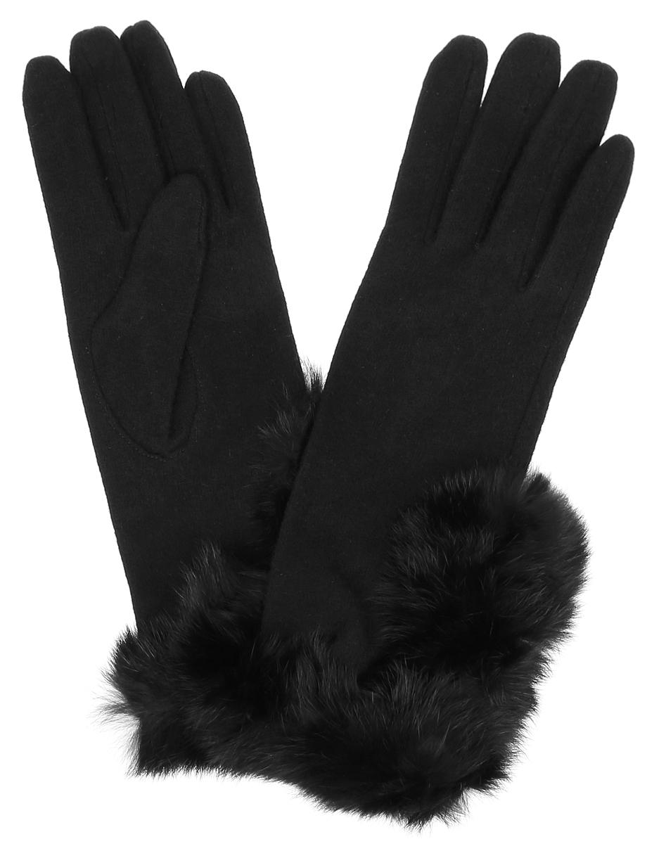 ПерчаткиA16-11302_200Элегантные женские перчатки Finn Flare станут великолепным дополнением вашего образа и защитят ваши руки от холода и ветра во время прогулок. Перчатки выполнены из шерсти с добавлением нейлона, что позволяет им надежно сохранять тепло. Модель украшена окантовкой из искусственного меха. Такие перчатки будут оригинальным завершающим штрихом в создании современного модного образа, они подчеркнут ваш изысканный вкус и станут незаменимым и практичным аксессуаром.