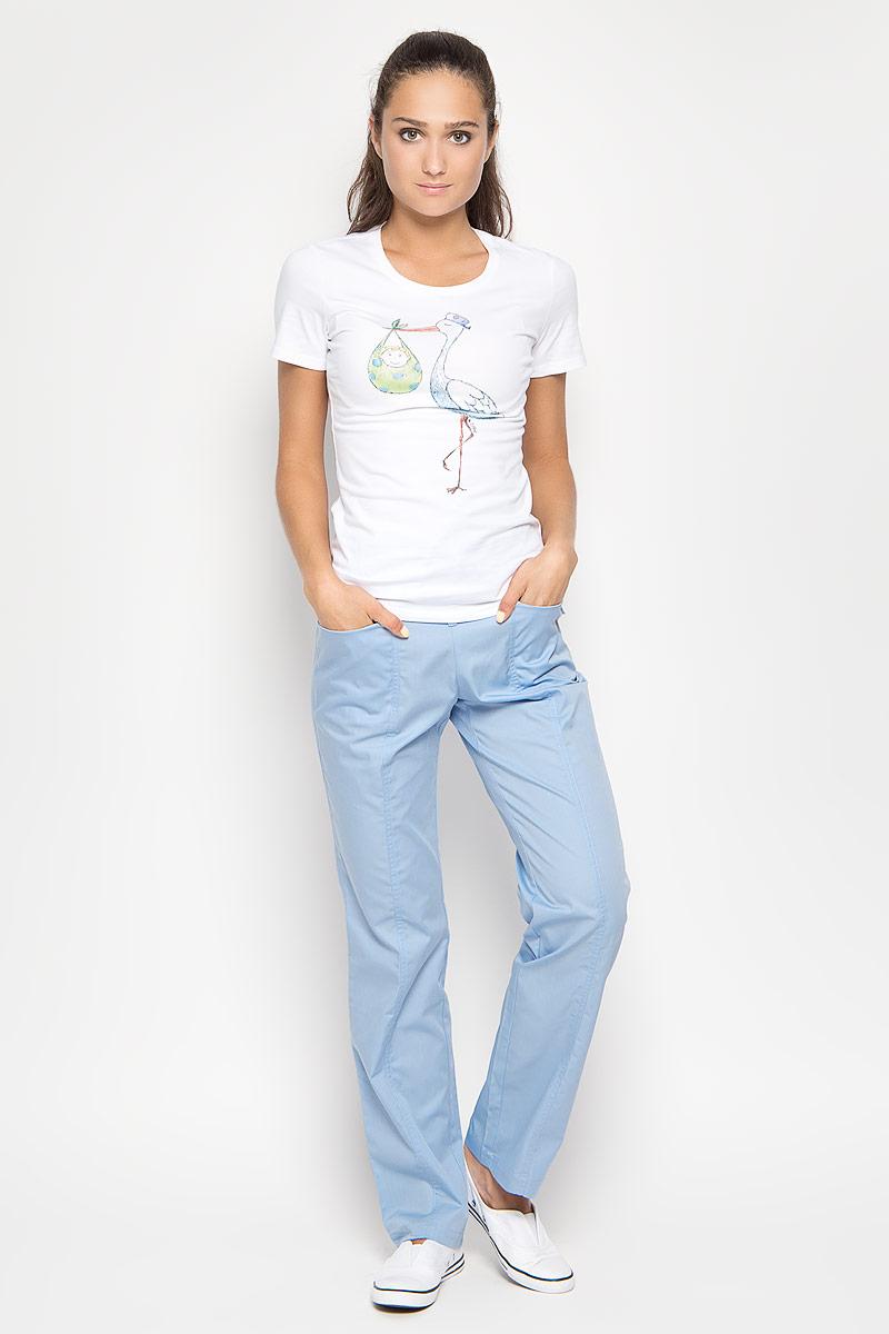 Футболка медицинская женская Аист. 03-151-11-023-1503-151-11-023-15Практичная женская медицинская футболка Med Fashion Lab Аист подчеркнет ваш профессионализм и уникальный стиль, и позволит комфортно чувствовать себя в любой момент. Модель изготовлена из высококачественного хлопка с добавлением эластана, благодаря чему превосходно пропускает воздух, обладает высокой прочностью и износостойкостью. Медицинская футболка с круглым вырезом горловины и короткими рукавами. Модель оформлена рисунком оригинального аиста. Удобная и модная медицинская футболка станет великолепным дополнением гардероба любого специалиста.