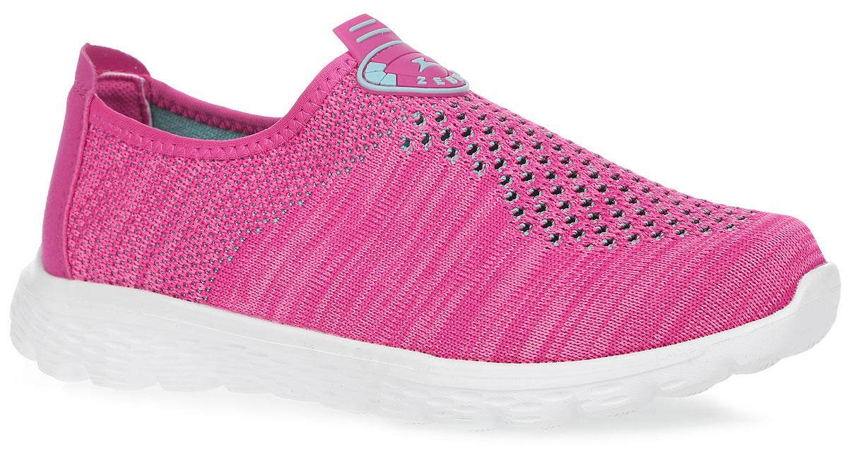 10132-9Стильные кроссовки от Зебра не оставят равнодушной вашу девочку! Модель изготовлена из сетчатого текстиля. Задник дополнен уплотненной текстильной вставкой. Союзка оформлена фирменной нашивкой. Стелька из ЭВА материала с верхней текстильной поверхностью позволяет ноге дышать. Подошва обеспечивает отличное сцепление с поверхностью. Практичные и стильные кроссовки займут достойное место в гардеробе вашей девочки.