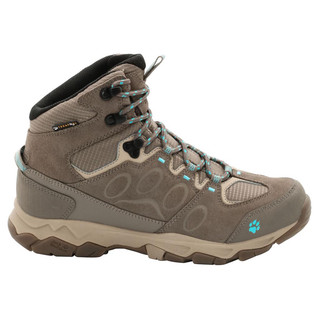 Ботинки трекинговые женские Mtn Attack 5 Texapore Mid W. 4017591-10444017591-1044Водостойкие туристические ботинки для многодневных походов. Так же многогранны, как и ваши походы: водостойкие и дышащие туристические ботинки MTN ATTACK 5 TEXAPORE MID — это одна из наших классических моделей! Причиной тому служит их универсальность: в них можно пойти в многодневных поход или в поход на 2-3 дня. Влагозащитная мембрана TEXAPORE O2+ (ТЕКСАПОР O2+) надежно сохраняет стопы в сухости. Голенище по щиколотку из замши и прочной ткани (для улучшенной терморегуляции) обеспечит хорошую фиксацию. А легкая и прочная подошва полностью амортизирована и отлично сцепляется с любой поверхностью.