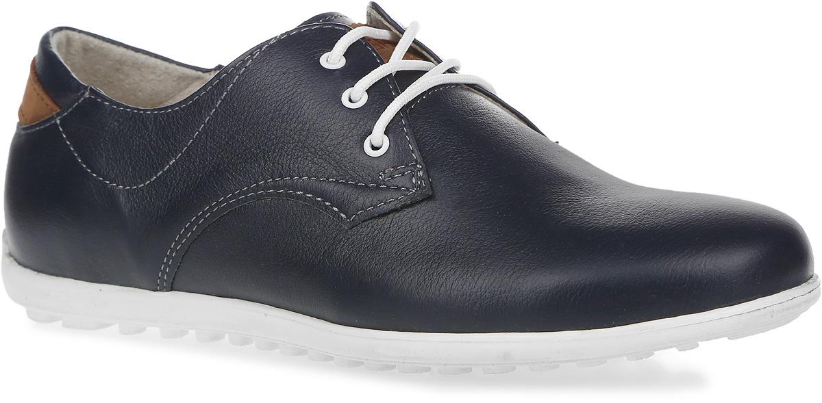 Полуботинки для мальчика. 10246-5/10245-110245-1Стильные и невероятно удобные полуботинки от Зебра займут достойное место среди коллекции обуви вашего мальчика. Модель выполнена из натуральной кожи. Подъем оформлен шнуровкой, которая надежно зафиксирует обувь на ноге. Стелька, изготовленная из натуральной кожи, обеспечит комфорт и уют. Подошва из полимерного термопластичного материала оснащена рифлением для лучшей сцепки с поверхностью. Трендовые полуботинки придутся по душе вашему мальчику.