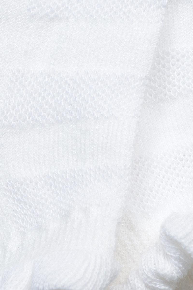 Д 2406Носки для девочки Грация выполнены из мягкого эластичного материала. Изделие приятное на ощупь, хорошо пропускает воздух. Эластичная резинка мягко облегает ножку ребенка, создавая удобство и комфорт. Усиленные пятка и мысок обеспечивают надежность и долговечность. В комплект входя три пары носков разных цветов. Две пары со стандартным паголенком оформлены оригинальными рисунками, а третья пара однотонная с укороченным паголенком и волнистой оборочкой по краю. Такие носки станут отличным дополнением к гардеробу вашей маленькой принцессы! Уважаемые клиенты! Размер, доступный для заказа, является длиной стопы.