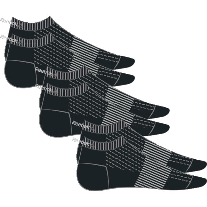 AJ6238Носки отлично сидят на ноге и эффективно отводят лишнюю влагу. Идеальный вариант как для тренировки, так и для повседневной носки. Дополнительная поддержка свода стопы гарантирует надежную посадку по ноге. Низкий дизайн не стесняет движений. Отлично сидят на ноге благодаря манжетам в рубчик и дополнительной поддержке свода стопы. Сетчатые вставки обеспечивают вентиляцию. Три пары в упаковке.