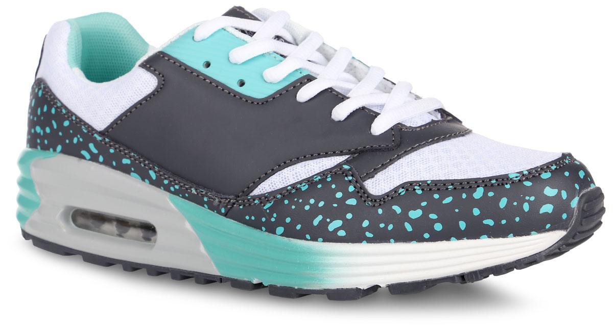 Кроссовки74184Стильные кроссовки от Kapika заинтересуют вашего ребенка с первого взгляда. Модель, выполненная из сетчатого текстиля, дополнена вставками из искусственной кожи. Язычок оформлен фирменной нашивкой. Классическая шнуровка надежно зафиксирует обувь на ноге. Внутренняя поверхность из текстиля обеспечивает комфорт и предотвращает натирание. Стелька из EVA материала с текстильной поверхностью дополнена супинатором, который отвечает за правильное формирование стопы. Подошва оснащена воздушной камерой, которая осуществляет отличную амортизацию и смягчение ударов ноги о поверхность при беге. Рифление на подошве гарантирует отличное сцепление с любой поверхностью. Удобные кроссовки займут достойное место в гардеробе вашего ребенка.
