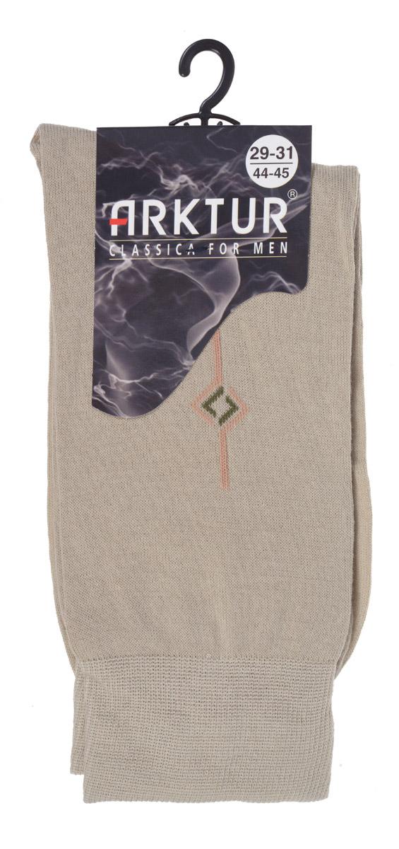 НоскиЛ 204Всесезонные мужские носки Arktur с рисунком на паголенке оптимал-класса. Изготовлены из хлопка с небольшим добавлением полиамида. Комфортная широкая резинка пресс-контроль не сдавливает и мягко облегает ногу. Носки обладают повышенной прочностью, не подвержены усадке. Усиленная пятка и мысок. Удлиненный паголенок с абстрактным рисунком.