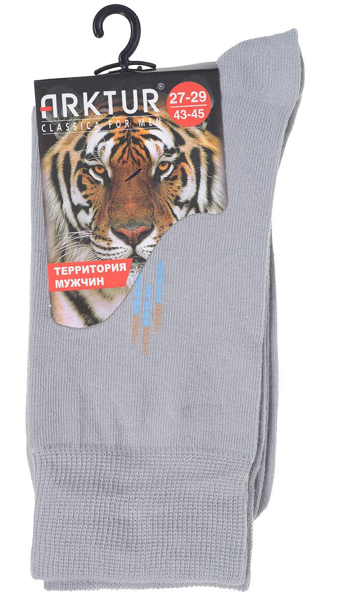 Носки мужские. J 008J 008Мужские носки Arktur с удлиненным паголенком изготовлены из хлопка с небольшим добавлением полиамида и лайкры. Комфортная широкая резинка пресс-контроль не сдавливает и комфортно облегает ногу. Идеальное сочетание практичности, легкости и комфорта. Удобные носки станут отличным дополнением к вашему гардеробу.