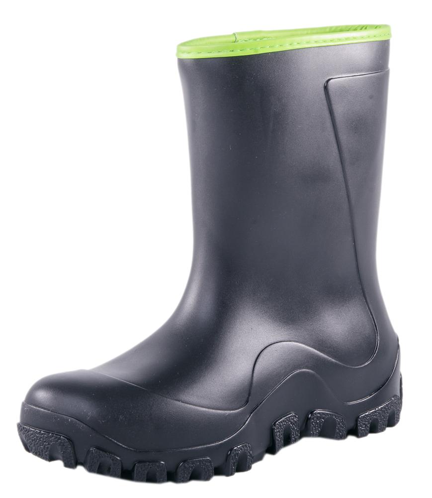 Сапоги резиновые для мальчика. 766033-61766033-61Резиновые сапожки для школьников-подростков позволят ногам Вашего ребенка оставаться сухими в дождливую погоду! Отсутствие застежки позволяет удобно и быстро обувать и снимать их.