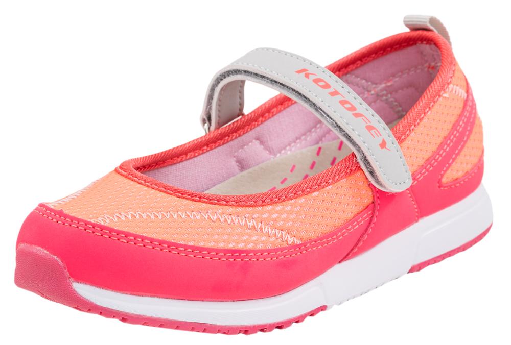 Туфли для девочки. 644114-72644114-72Материал верхней части кроссовка – это качественный текстиль, обеспечивающий хорошие дышащие свойства. Обувь мягко облегает всю стопу и адаптируется под ее форму. Подошва - легкая и упругая, прекрасно амортизирует, вследствие чего ноги меньше устают, а ходить удобно и комфортно.