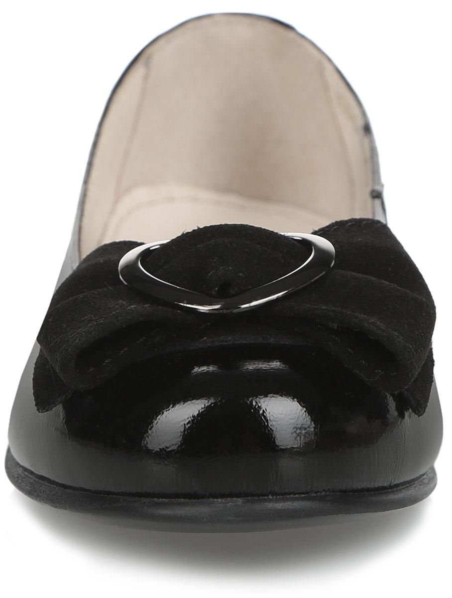 Туфли школьные для девочек. 11182-1