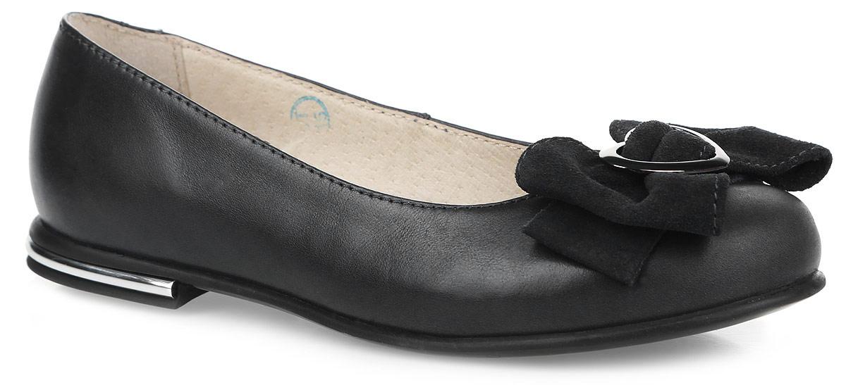 Туфли школьные для девочек. 11180-111180-1