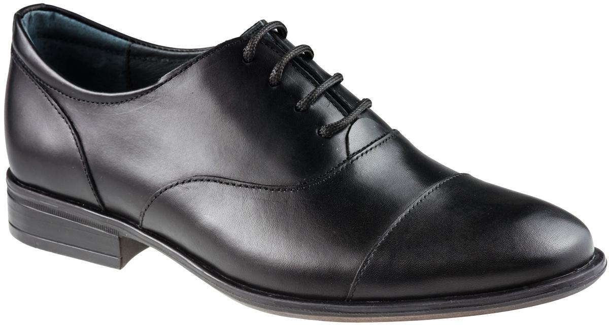 Туфли3/4-519431601Стильные туфли для мальчика от Elegami выполнены из натуральной кожи. Внутренняя поверхность и стелька из натуральной кожи обеспечат комфорт при движении. Шнуровка надежно зафиксирует модель на ноге. Подошва и каблук дополнены рифлением.