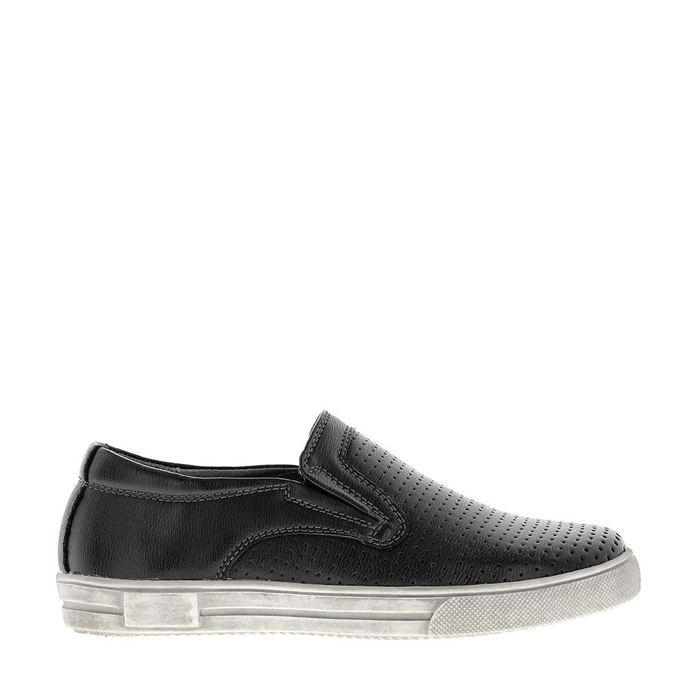 6062AСтильные туфли от Kakadu придутся по душе, как юным модникам, так и их заботливым родителям. Модель выполнена из искусственной кожи с перфорацией. Стелька из натуральной кожи гарантирует удобство и комфорт. Подошва из термопластичной резины обеспечит легкость и естественную свободу движений.