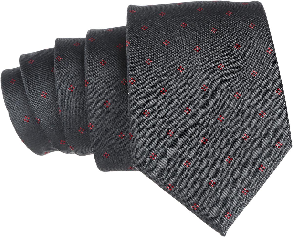 Галстук. 12.01548612.015486Стильный галстук BTC станет отличным завершающим штрихом вашего образа. Этот модный аксессуар порадует вас высоким качеством исполнения и современным дизайном. Изделие полностью выполнено из качественного шелка. Галстук оформлен оригинальным принтом. Такой оригинальный галстук подойдет как к повседневному, так и к официальному наряду, он позволит вам подчеркнуть свою индивидуальность и создать свой неповторимый стиль.