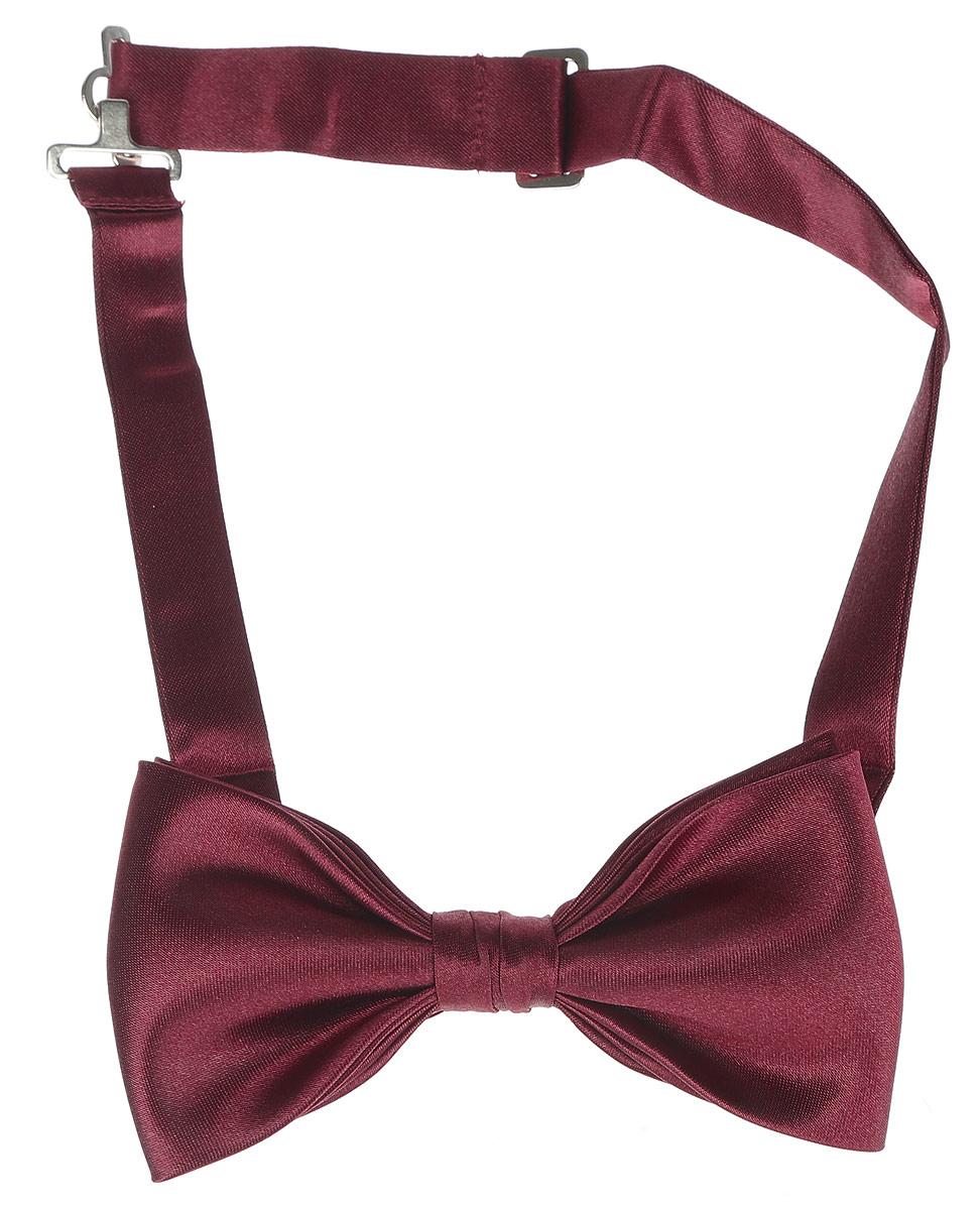 Галстук-бабочка. 12.01853512.018535Яркий галстук-бабочка BTC станет отличным завершающим штрихом вашего образа и разбавит его. Этот модный аксессуар порадует вас высоким качеством исполнения и современным дизайном. Модель полностью выполнено из качественного полиэстера. Изделие фиксируется на металлический крючок, а длина регулируется с помощью пряжки. Такой стильный и оригинальный аксессуар позволит вам подчеркнуть свою индивидуальность и создать свой неповторимый стиль.