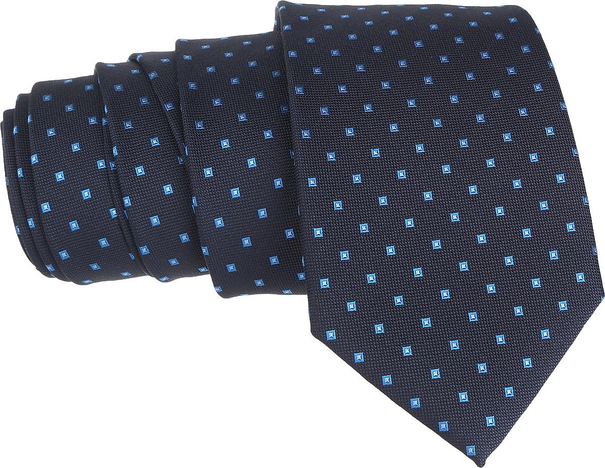 Галстук. 12.01850112.018501Стильный галстук BTC станет отличным завершающим штрихом вашего образа. Этот модный аксессуар порадует вас высоким качеством исполнения и современным дизайном. Изделие полностью выполнено из качественного полиэстера. Галстук оформлен оригинальным принтом. Такой оригинальный галстук подойдет как к повседневному, так и к официальному наряду, он позволит вам подчеркнуть свою индивидуальность и создать свой неповторимый стиль.