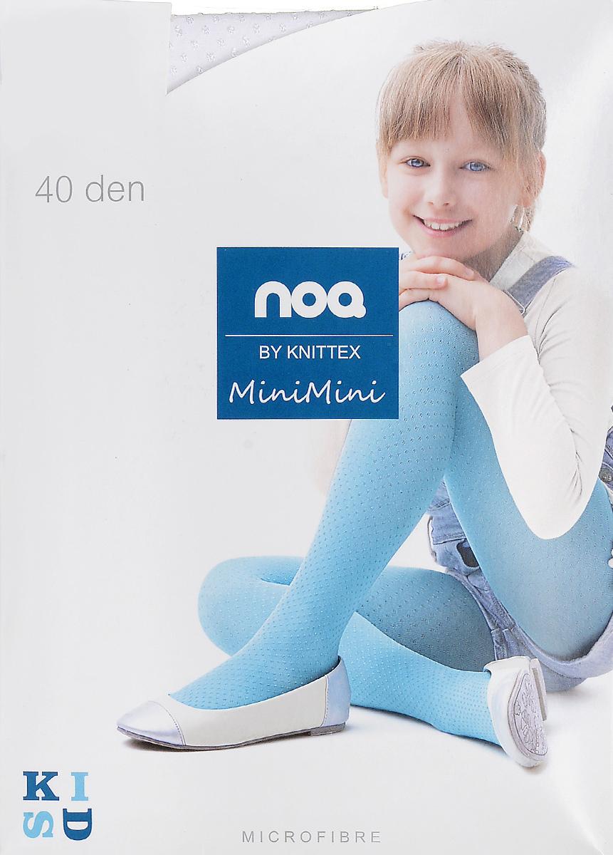 Колготки для девочки Mini Mini 40RDZMINIMINIСтильные детские колготки Knittex Mini Mini изготовлены специально для девочек. Приятные на ощупь колготки средней плотности оформлены рельефным узором в виде мелких цветочков. Прочные и удобные, эти колготки равномерно облегают ножки, не сдавливая и не доставляя дискомфорта. Эластичные швы и мягкая резинка на поясе не позволят колготам сползать и при этом не будут стеснять движений. Входящие в состав ткани полиамид и эластан предотвращают растяжение и деформацию после стирки. Красивые и прочные колготки подойдут к любым нарядам маленькой модницы. Классические колготки - это идеальное решение на каждый день для прогулки, школы, яслей или садика. Такие колготки станут великолепным дополнением к гардеробу вашей красавицы.