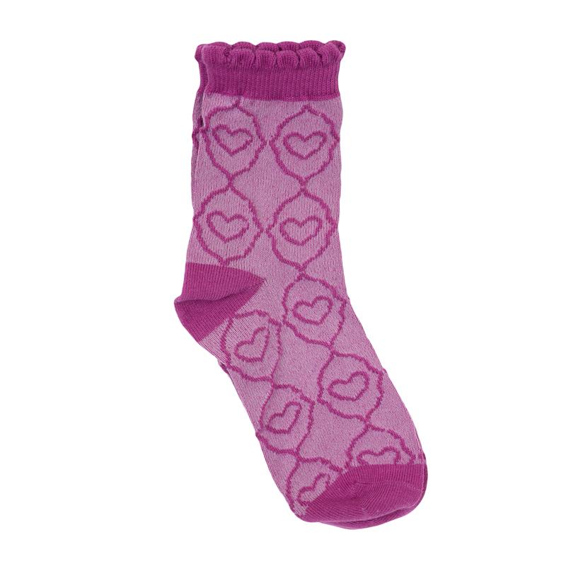 Носки362089Мягкие носочки из эластичного трикотажа. Верх на резинке.